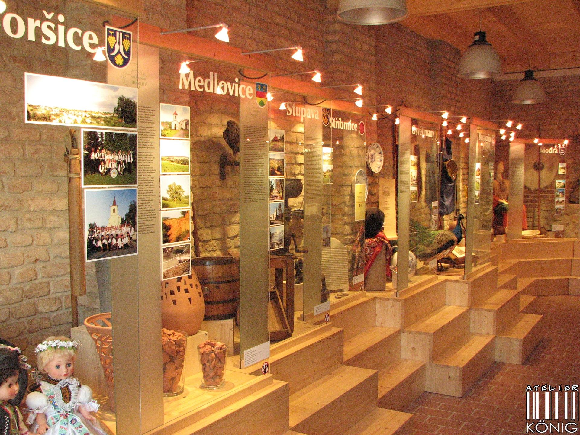 Muzeum Podhradí v Buchlovicích