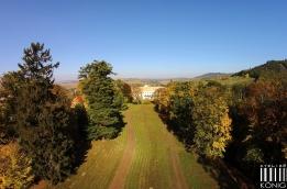 Zámecký park v Koryčanech